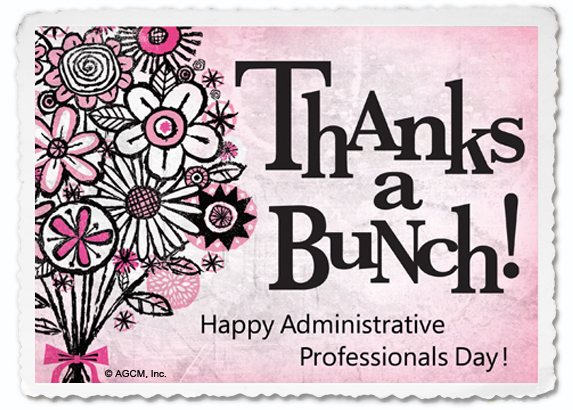 Administrative Professionals Day Blue Mountain Blog