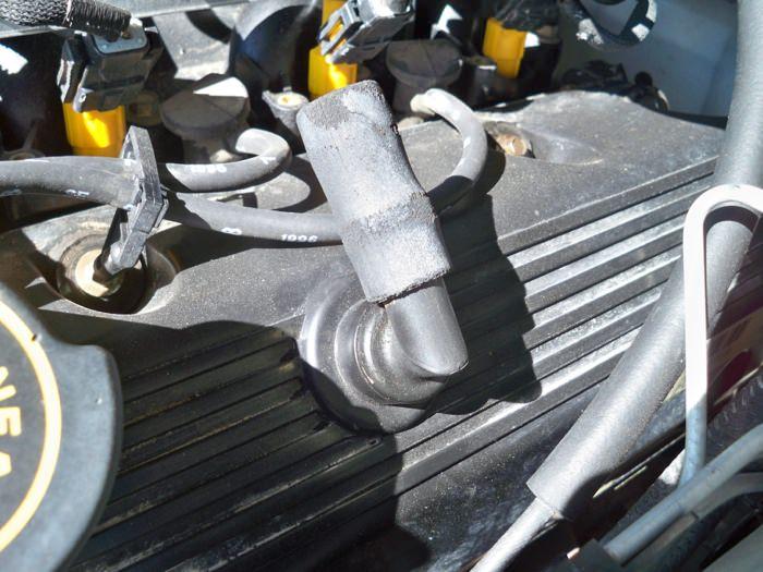 Ford 46L 54L V8 Vacuum Line / Emissions Hose Replacement
