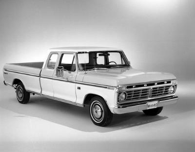 The History Of The Ford F-Series In The 20th Century