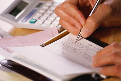 The Blue Ribbon Project - How To Balance Your Checkbook