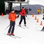 Wintergreen : Skiing Begins At Mountain Resort