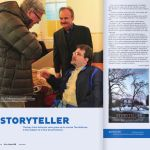 Nelson's Earl Hamner, Jr. Turns 91