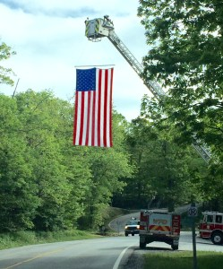 Thanks to Dima Holmes of Wintergreen Real Estate Company's Mountain office for sending us this photo.