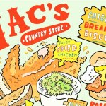 Nelson / Roseland : Mac's Country Store Gets Major Kudos For Fried Chicken