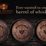 Virginia Distillery Company Launches Program for People to Purchase Casks of Whisky
