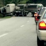 Nelson : US 29 NB Now Opened at Rockfish River Rd After Tanker Truck Accident: Update 3:22 PM