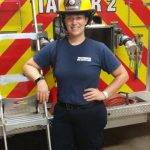 Renee Everhart : Fight To The Finish : A Nelson County Firefighter Reinvents Herself