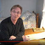 Actor Richard Thomas Films Promotion For The Waltons Hamner House In Schuyler