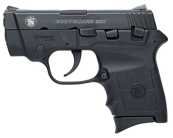 Smith and Wesson Bodyguard 380 Review Tested by a SWAT Cop