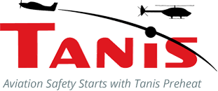 Tanis Pre Heat for Aircraft