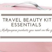 7 Beauty Must-Haves in your Travel Kit