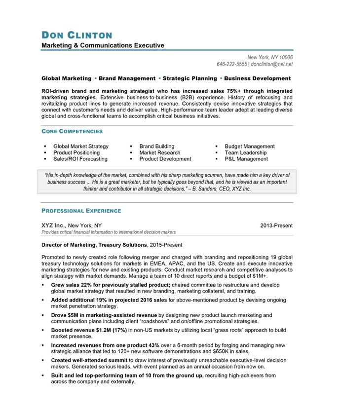 What is the Best Format for a Resume in 2018? (Here are 3 Awesome - Treasury Specialist Sample Resume