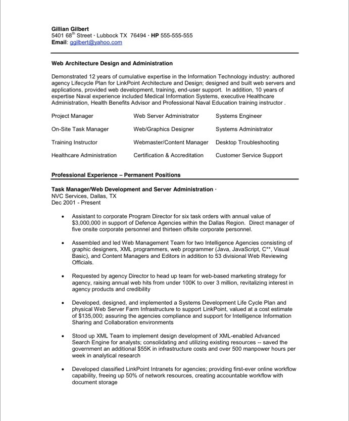 IT Director Free Resume Samples Blue Sky Resumes - quotes for resumes