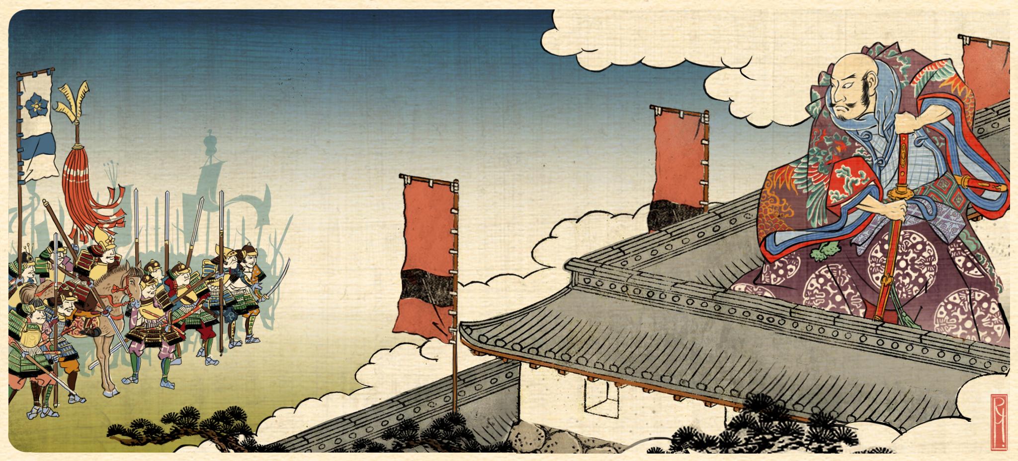 Total War Shogun 2 Fall Of The Samurai Wallpaper Shogun 2 Total War Concept Art Blue S News
