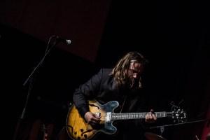 Morten Lunn (Fried Okra Band). Foto: Frank Nielsen