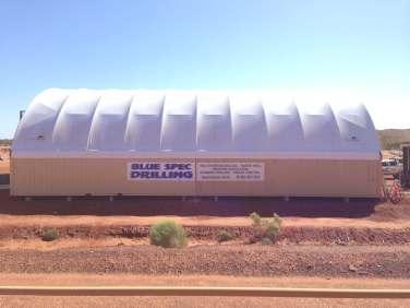 BlueSpec warehouse