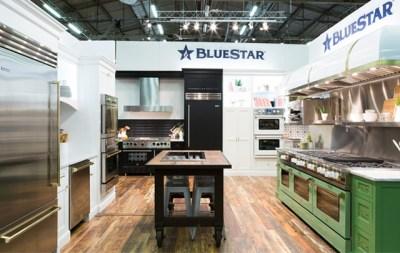 Architectural Digest Home Design Show 2017 - BlueStar