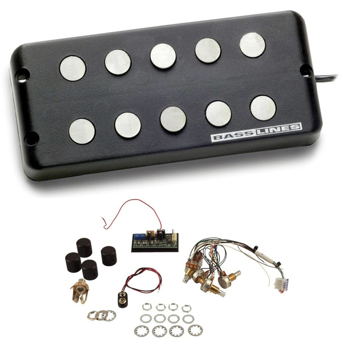 Seymour Duncan B Pickup Active Wiring Guitar Wiring For Dummies