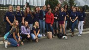 FCCLA group photo from the state fair.