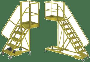 U Design Cantilever Ladder Tri Arc