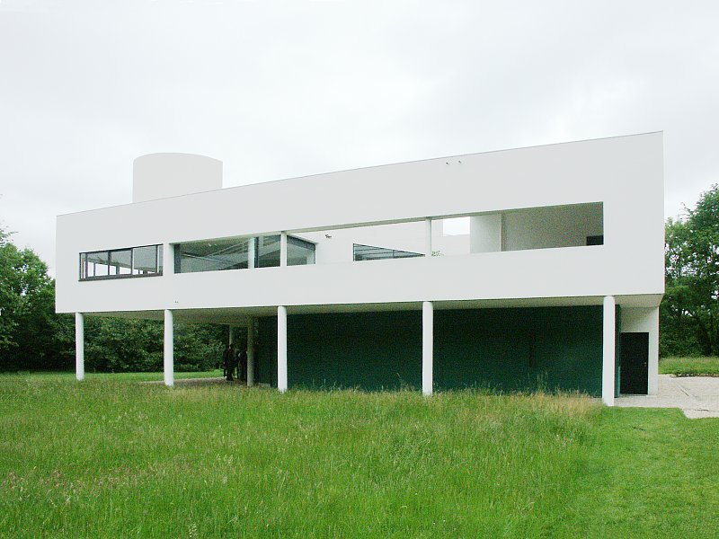 le Corbusier said, u201cA house is a machine for living in - dessiner une maison en 3d