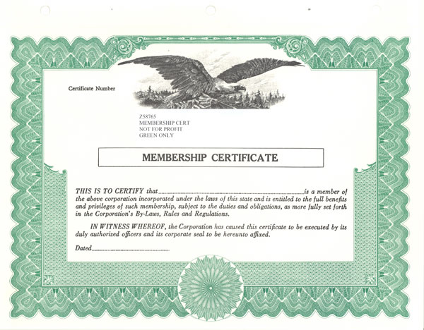 Blank Share Certificate. 28+ Awesome Stock Certificate Template