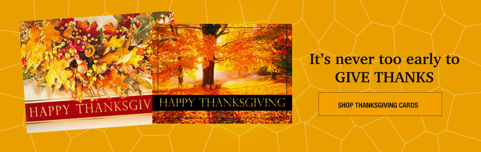 Thanksgiving Cards Business oakandale