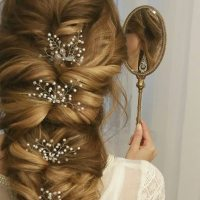 bridal hair accessories future designs pinterest 53 bridal ...