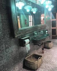 Boho Chic Rustic Bathroom Decor - Blurmark