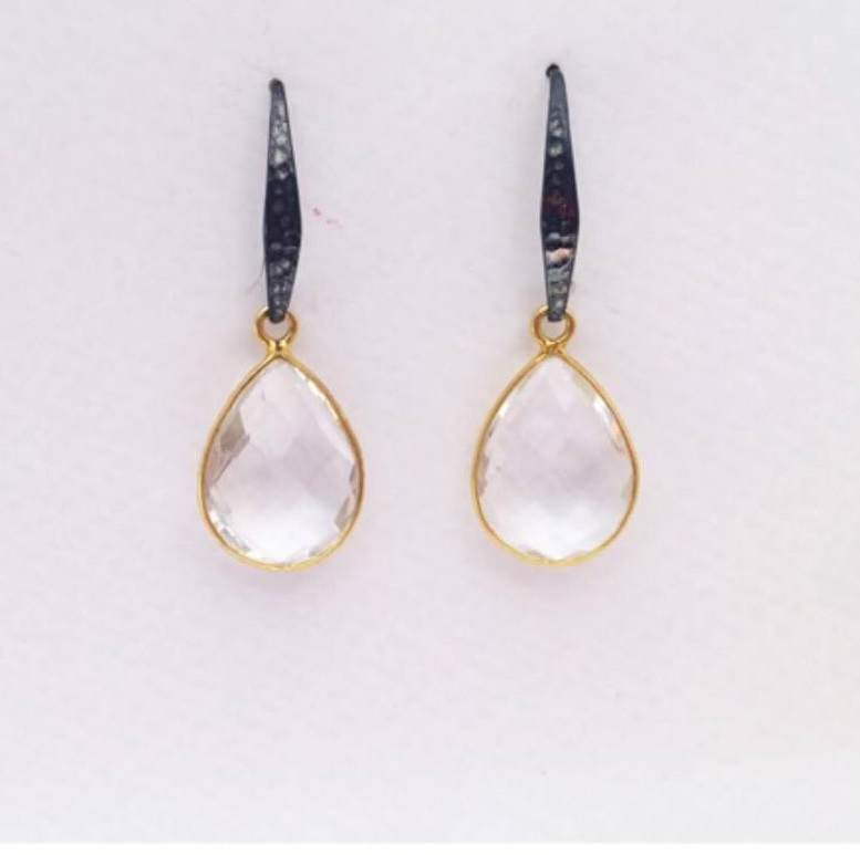 55 Simple and Elegant Drop Earrings To Complete A