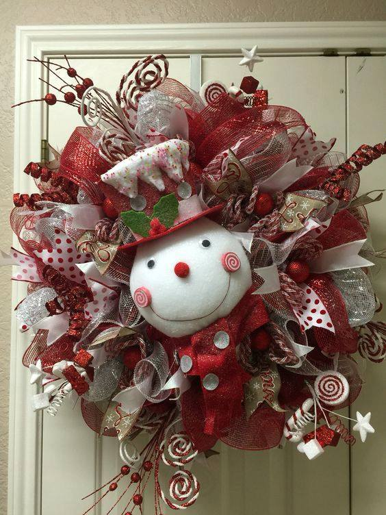 50 fantastic diy christmas wreaths to set the mood for