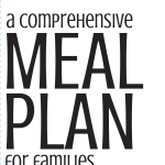 A Comprehensive Meal Plan