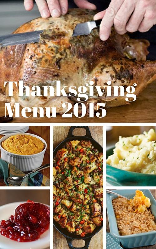 ThanksgivingMenu 2015