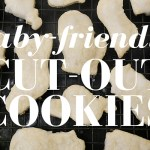 Baby Friendly Cut-Out Cookies (with optional icing)
