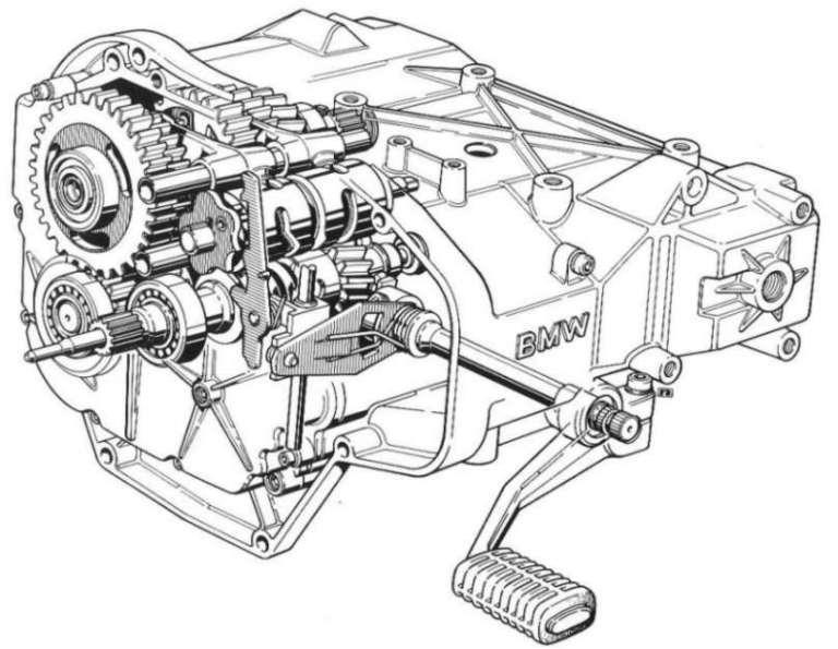 bmw k100 engine diagram