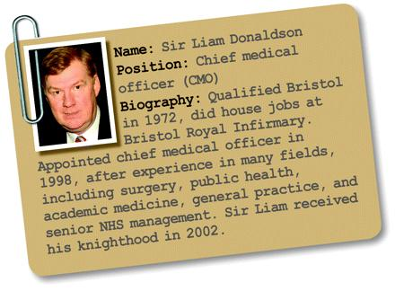 The chief medical officer The BMJ