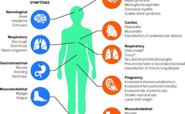 Influenza The Bmj