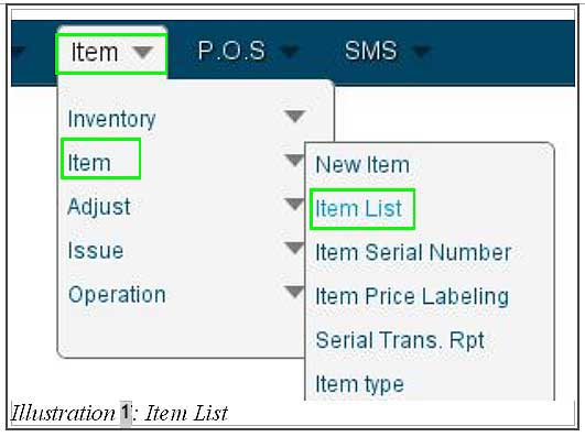 How to Create a Composite Item Inventory Management System