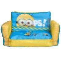 B&M: Minions Flip Out Sofa   Children's Furniture ...