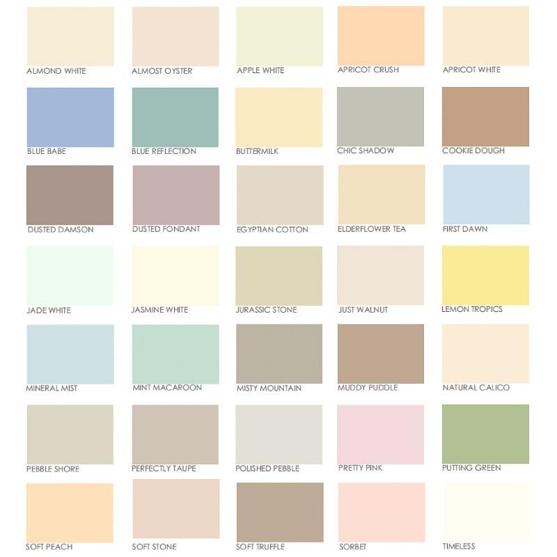 White Kitchen Emulsion dulux kitchen bathroom paint colours chart