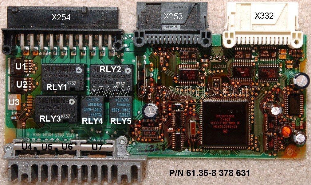 Bmw E39 Lcm Wiring Diagram Electrical Circuit Electrical Wiring