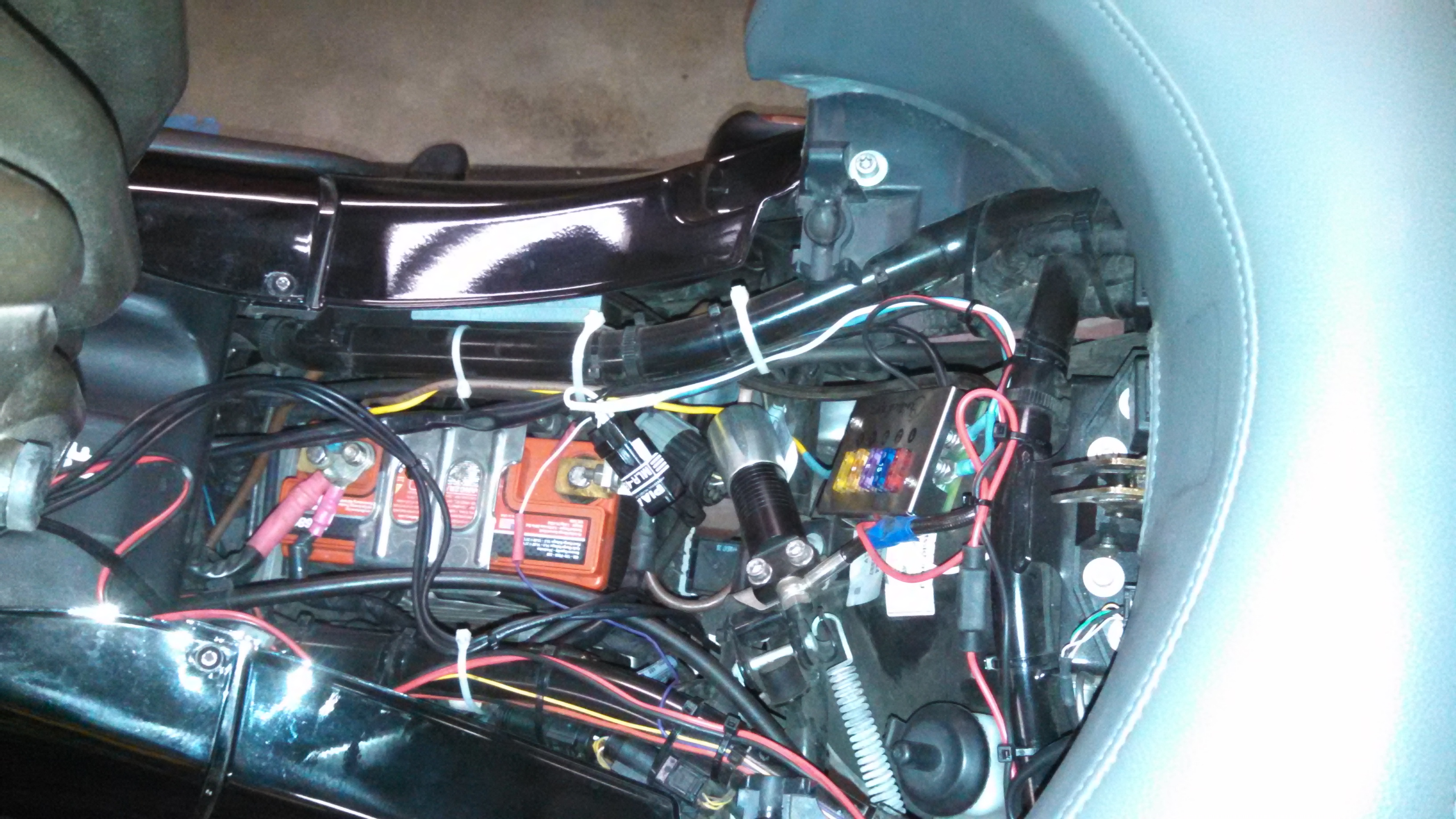 bmw k1200lt fuse box location