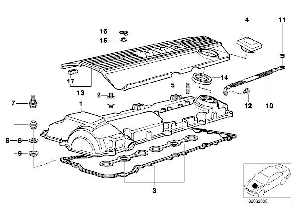 1985 bmw camshaft diagram