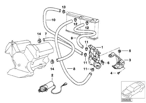 bmw e39 528i engine diagram