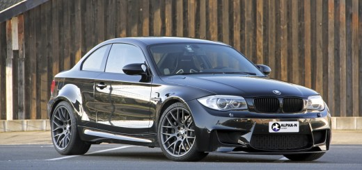 BMW 1M Coupe'