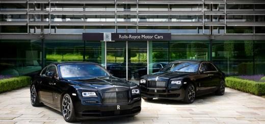 Rolls Royce Black Badge Festival of Speed