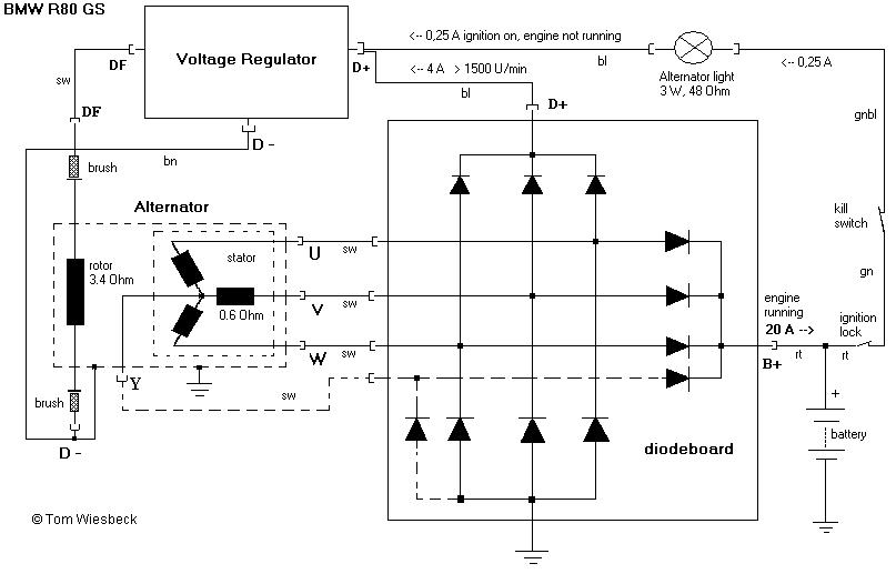 Bmw R65 Wiring Diagram Electrical Circuit Electrical Wiring Diagram