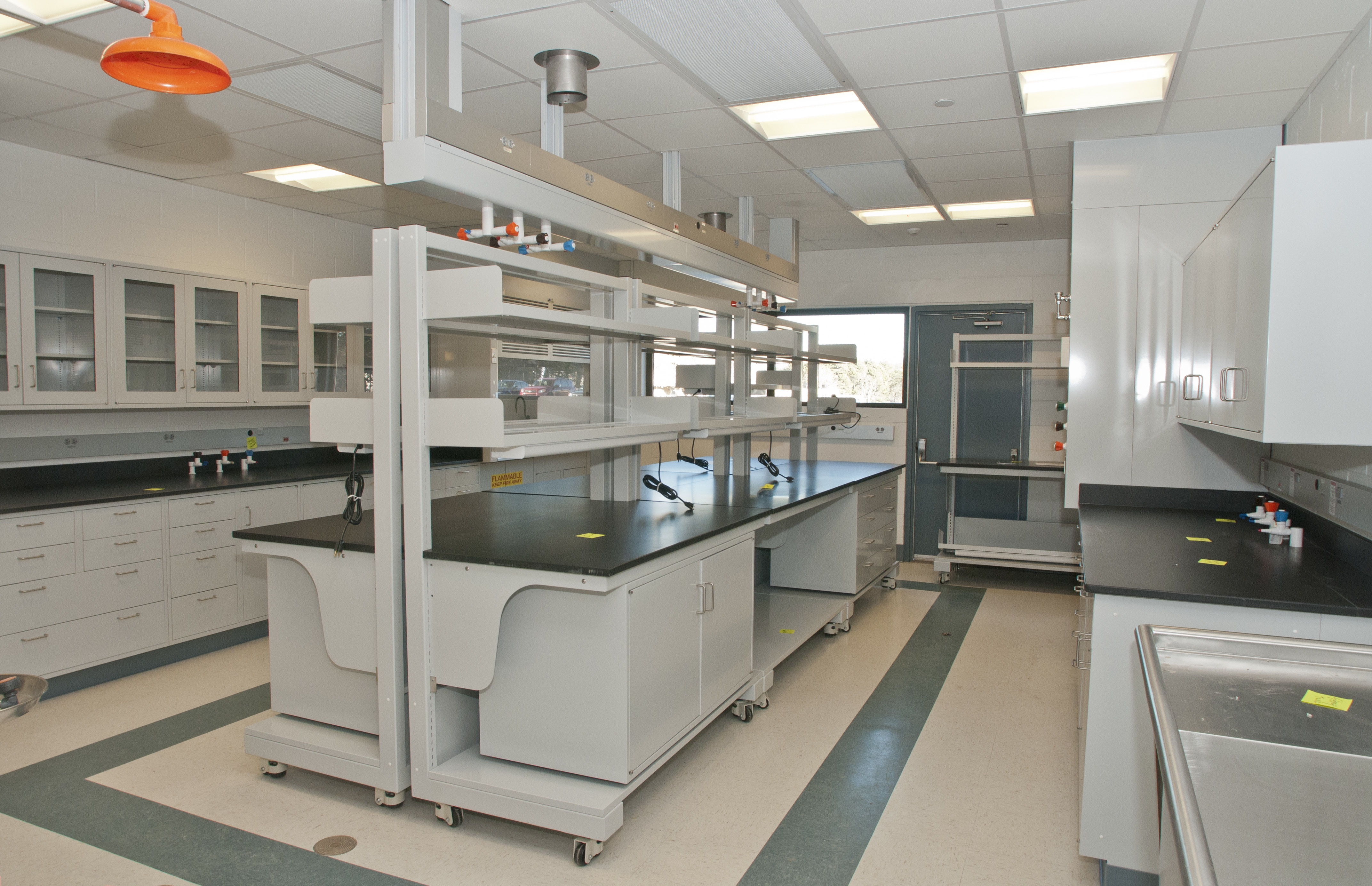 Brookhaven National Laboratory Completes Major Science Lab