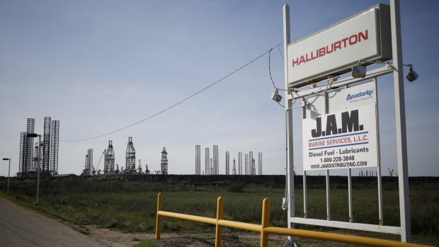 Halliburton sees pressure on fracking business in Q1 - BNN Bloomberg