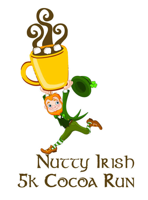 Nutty Irish 5K Cocoa Run